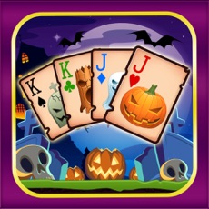 Activities of Chilling Halloween Tri Tower Pyramid Solitaire