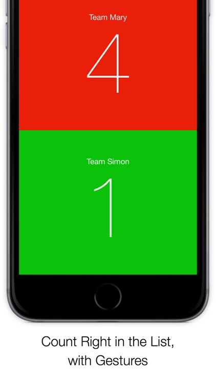 Simple Counter – Tally Counters and Scorekeeper Done Right