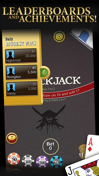 Blackjack screenshot-3