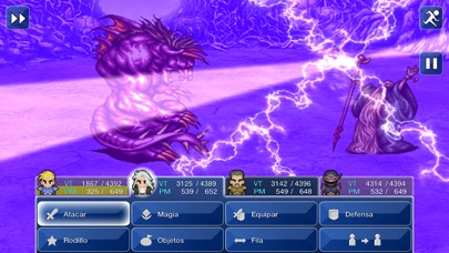 Screenshot for FINAL FANTASY VI in Mexico App Store