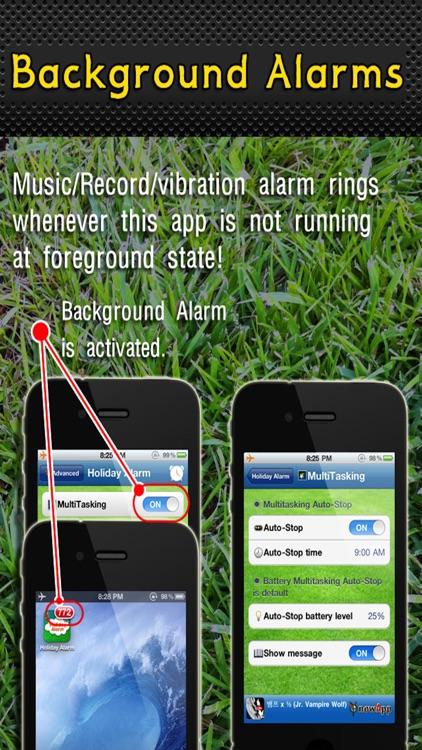Music Alarm . screenshot-3
