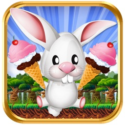 Dessert Jungle Jammers 3D Ice Cream Cones Game for Happy Kids – Take a Leap And Swiftly Bounce over Faster Moving Hungry Alligators to Avoid Smashing Your Animals
