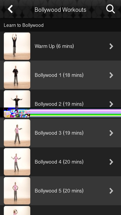 Bollywood Workout