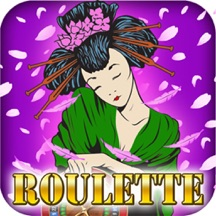 Amore Geisha Vegas Style Free Blade Roulette - Bet Spin Win!