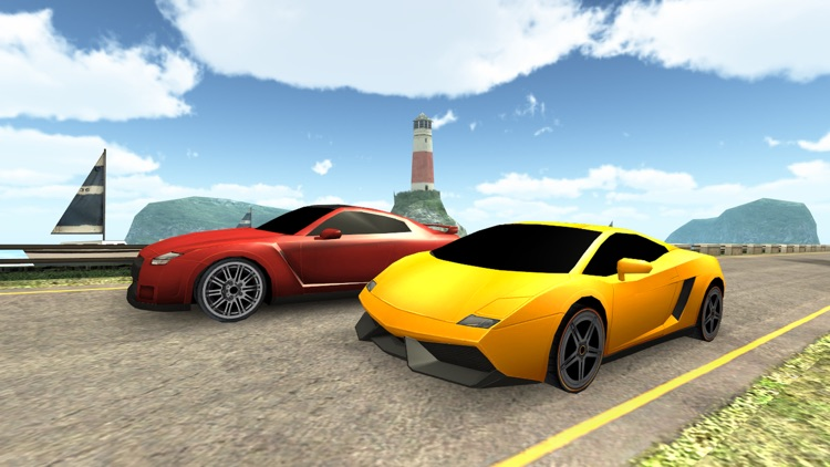 Fun Kid Drag Racing 3D screenshot-2