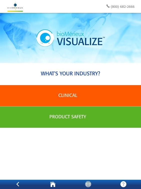 bioMérieux Visualize™