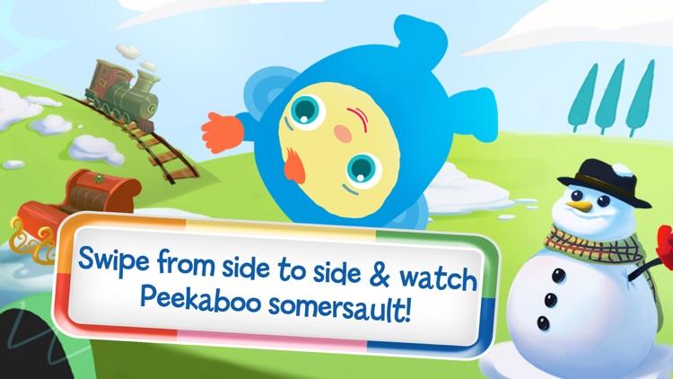 Play with Peekaboo by BabyFirst screenshot-4