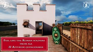 英国ローマ軍の要塞。ハドリアヌスの長城 - 銀行東タレットのバーチャル3Dツアー&トラベルガイド(Liteバージョン)のおすすめ画像3