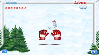 download Christmas Snow Ball Kicker Pro - best virtual football kicking game apps 2
