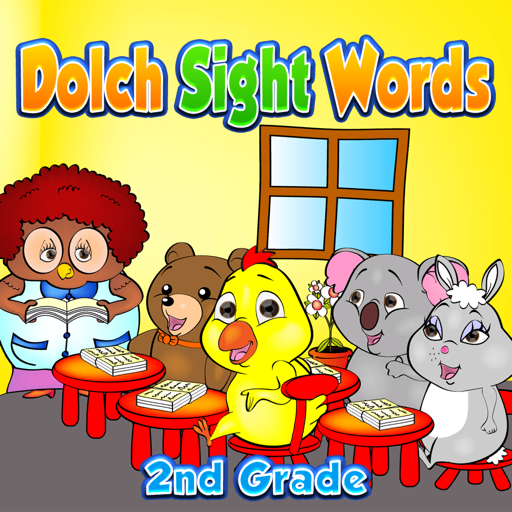 Sight Words 2nd Grade