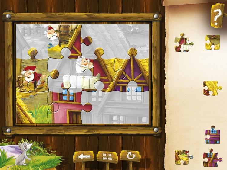 Olbrzymy i Krasnale screenshot-3