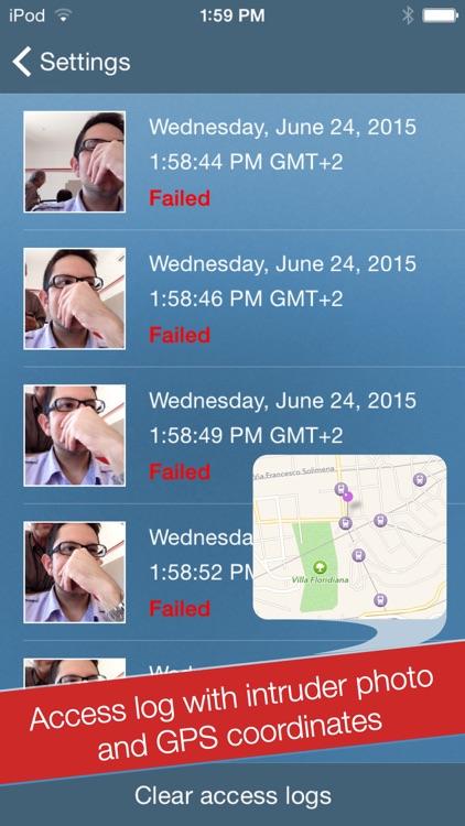 iSecrets: Media Vault and private browser screenshot-3