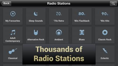 Rise Up! Radio/Alarm screenshot two