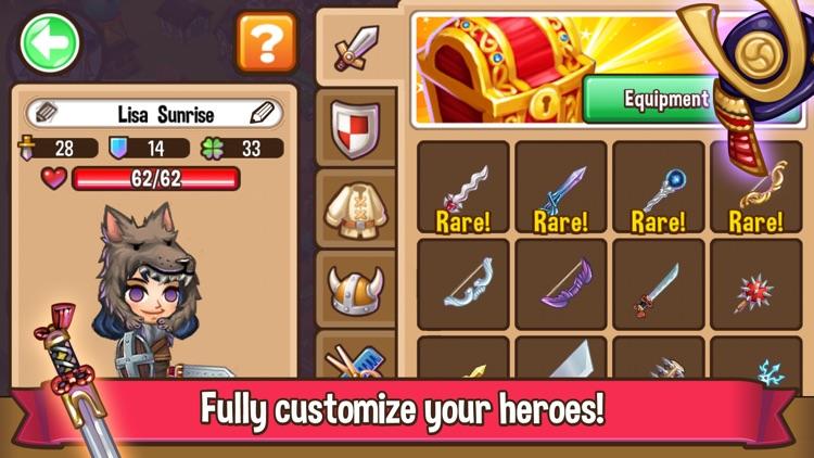 Adventure Town screenshot-3