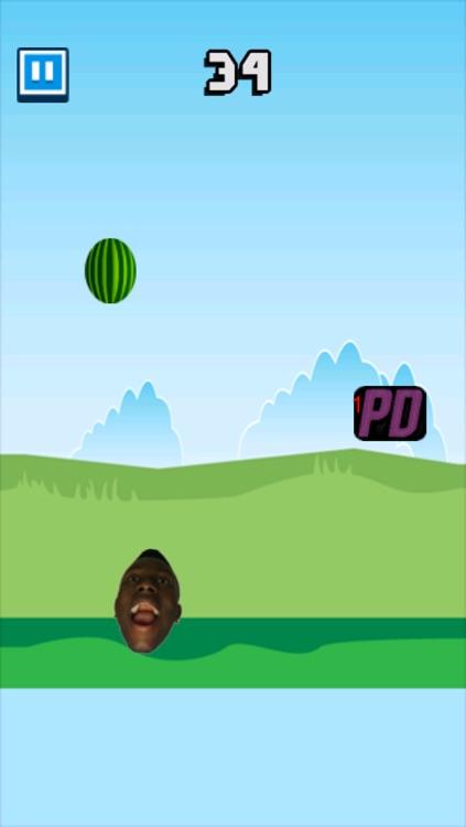 Melon Drop - Jerry Purpdrank's Arcade