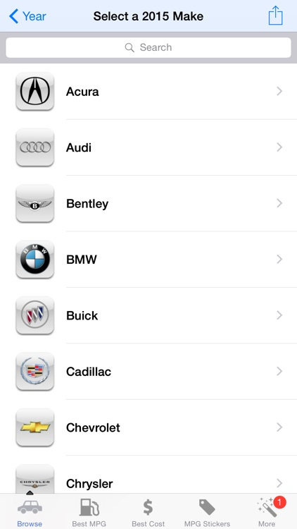 1,024 Car Buying Guide Including Fuel Efficiency and Safety Ratings
