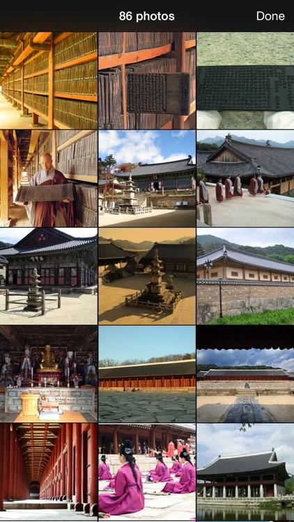 World Heritage in Korea screenshot-3