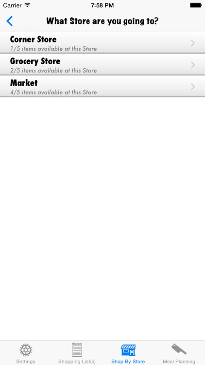 Shop By Store screenshot-1