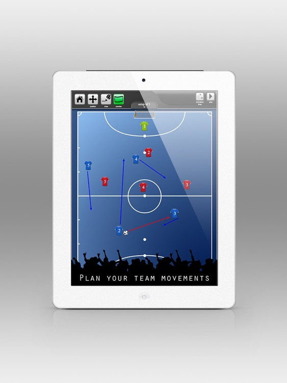 The Master Tactician Pro: Soccer Coach screenshot-1