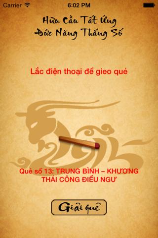 Gieo Quẻ - náhled