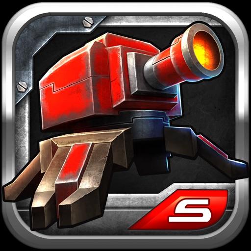 Turret Tank Attack - Skill Shoot-er Tower Defense Game Lite