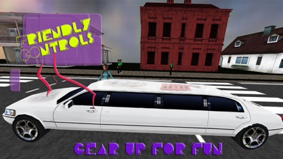 点击获取Limo Simulator 2015 Party Duty 3D Free