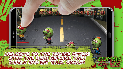 The Zombie Games for FREE