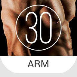 30 Day Arm Workout Challenge for Strong Biceps, Triceps, and Forearms