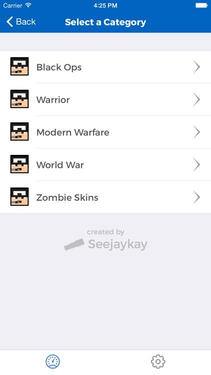 Skins Pro Black Ops for Minecraft screenshot-3
