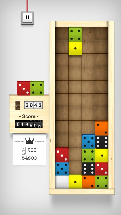 Domino Drop screenshot-0