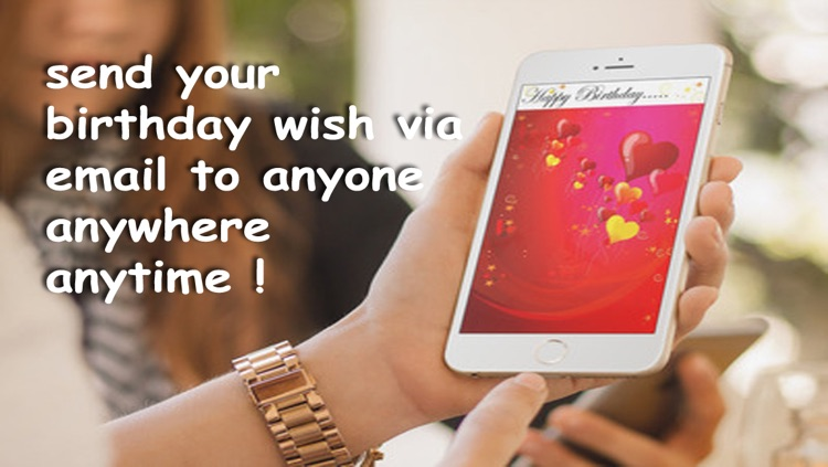 The Ultimate Happy Birthday Cards (Pro Version). Custom and Send Birthday Greetings eCard with emoji, text,voice messages and photo editor screenshot-4