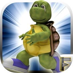 Turtle Hero Runner City Dash Jump Adventure Escape 3D Pro
