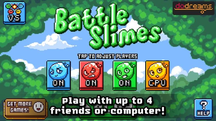 Battle Slimes screenshot-4