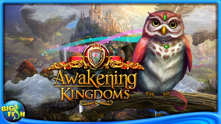 Awakening Kingdoms - A Hidden Object Fantasy Game screenshot-4