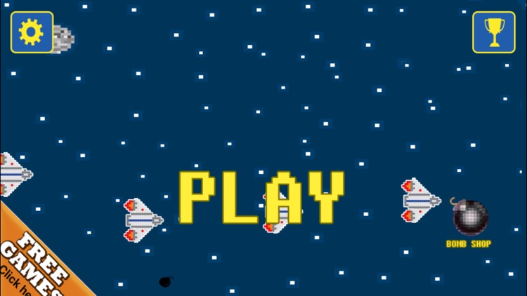 Attack Star Fighter FREE - Epic Space Bomber Blast