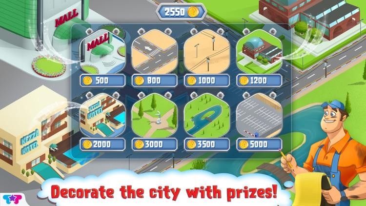 Mechanic Mike 3 - Construction City screenshot-4