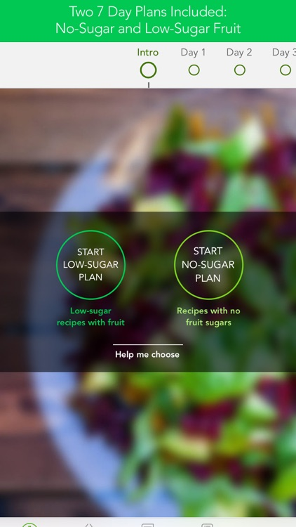 7 Day Sugar-Free Detox screenshot-2