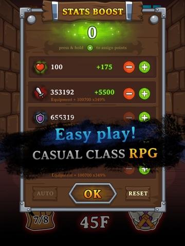 Dungeon Quest Rival - explore the underground monster worldのおすすめ画像2
