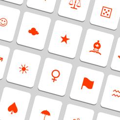 Characters >> 500+ symbols