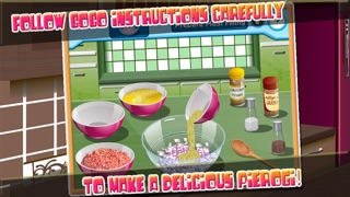 Kids Cooking Games screenshot two