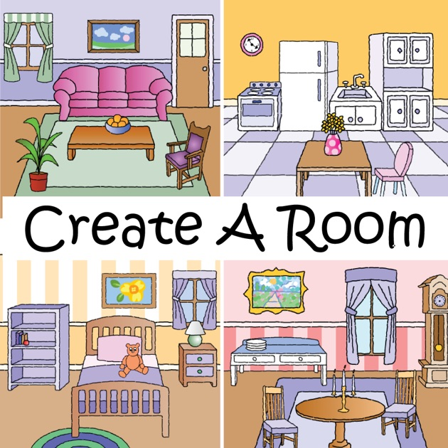 create a room on the app store