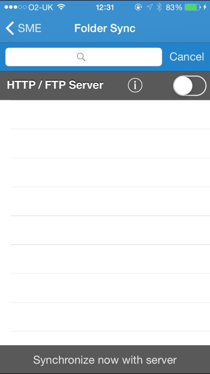 Storage Made Easy Cloud File Manager for Sector screenshot-4