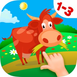 Animal Puzzles for Kids and Toddlers Free