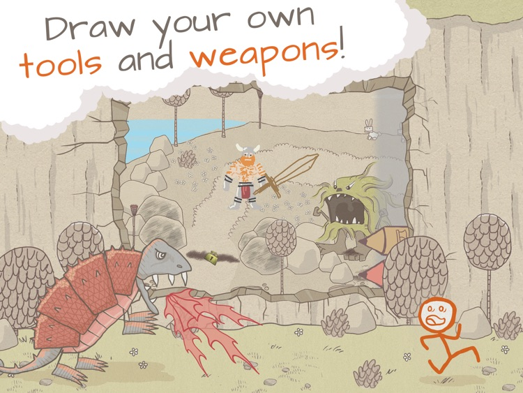 Draw a Stickman: EPIC HD screenshot-3