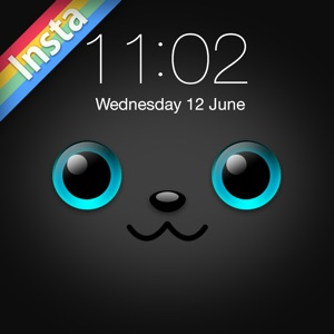 iFaceMaker Lite ( Cute animal themes ) : for Lock screen