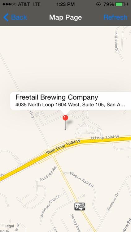 Texas Brewery Beer Finder screenshot-4