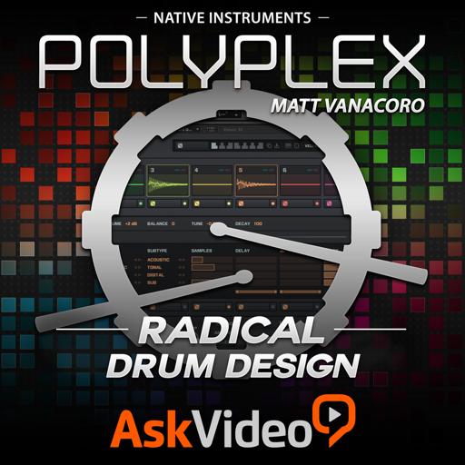 Radical Drum Design Course For Polyplex