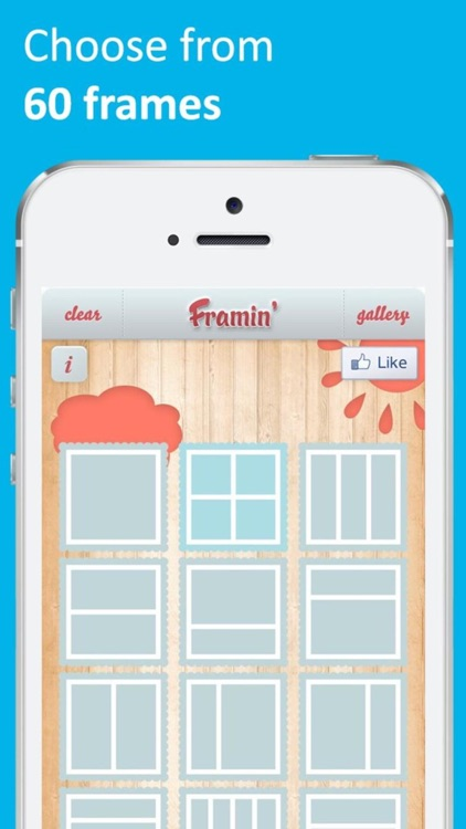 Framin' - Frame your Pic, Photo Collage & Free Image Montage