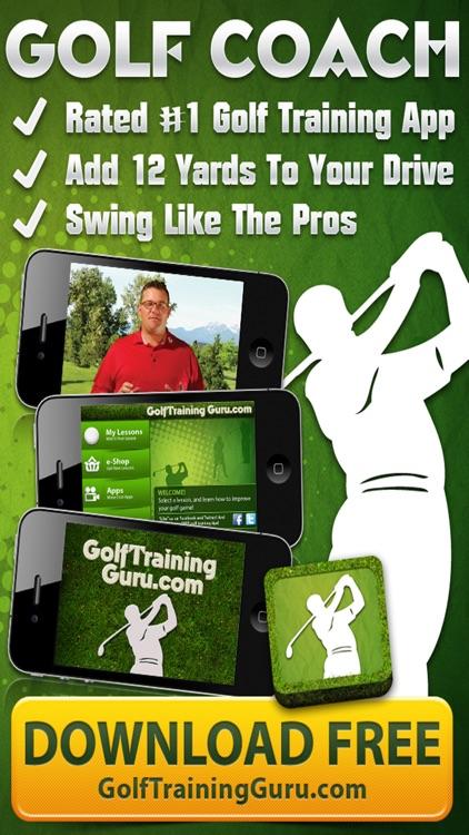 Golf Swing Coach screenshot-0