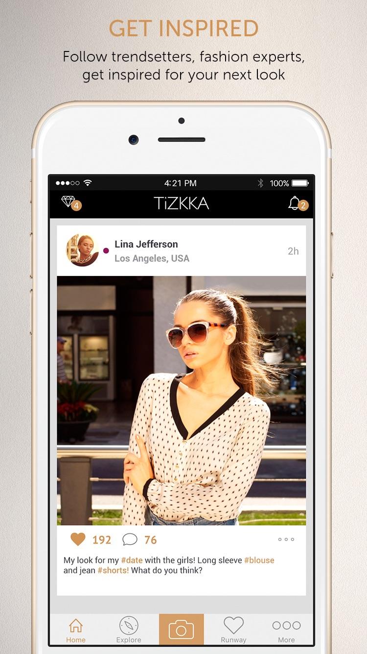 TiZKKA - Your Fashion and Lifestyle Community